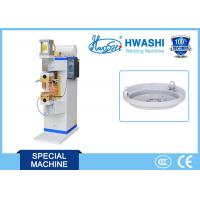 Buy cheap Steel Cover Spot Welding Machine , Pneumatic Projection Welding Machine from wholesalers
