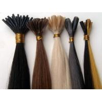 Beautiful Silky Straight Indian Human Hair U-tip Hair Extension Manufactures