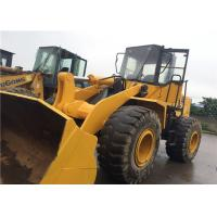 Quality Year 2008 Komatsu Second Hand Wheel Loaders , WA380 Used Front Loader 16.5 Ton for sale