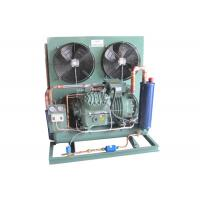 4NES-20Y 20HP Bitzer Condensing Unit , Air Cooled Cold Room Condensing Unit For Cold Storage Manufactures