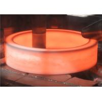 Hot Rolled EN 42CrMo4 Forged Steel Rings Q+T Heat Treatment  Gear Blnaks Manufactures