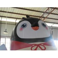 Advertising Penguin Inflatable Air Dancer For Event and Promotion Manufactures