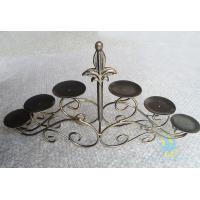 CH-30-2 etched Acrylic hurricane candle holders Manufactures