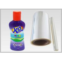 Clear Color Biodegradable Pla Plastic Film For Assorted Collective Packages Manufactures
