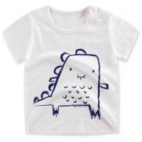 Bulk wholesale 180gsm 100%cotton cheap kids white t shirt from china supplier Manufactures