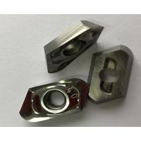 Buy cheap Versatile Size Aluminum Turning Inserts CVD / PVD Coating Good Ductility from wholesalers