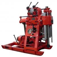 Strong Steady Force Core Drill Rig Light Weight Low Labor Intensity Easy Moving Manufactures