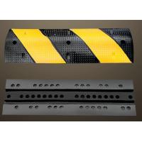2 Cable Protector Removable Speed Bumps , SB042B Temporary Speed Humps Durable & Strong Manufactures