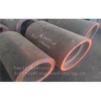 Ship Buliding Industry Forged Sleeves ABS BV DNV LR KR GL NK RINA Certificated Manufactures