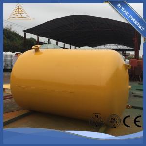 Quality 60 Gallon Nitrogen Storage Tank , 200 PSI Pressure Nitrogen Air Compressor for sale