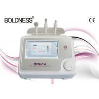 Portable Micro Current And RF Skin Tightening Machine  For Skin / face / eye / neck Manufactures