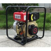 China 6 Inch diesel irrigation water pump agriculture , 3600r / min diesel powered water pumps on sale