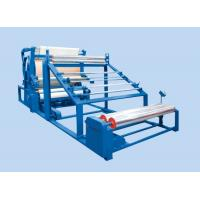Glue Net Type PE EPE Foam Sheet Bonding Machine With Adjustable Heating Temperature Manufactures