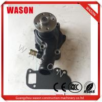 Factory Direct Sale Excavator Water Pump  65.06500-6402A In High Quality Manufactures