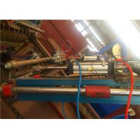 High Performance  3 D Curved Fence Mesh Welding Machine 125KVA*6 Rated Capacity Manufactures