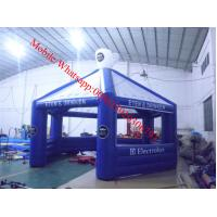 Outdoor Advertising Inflatable Tent / Inflatable Sport Tent Manufactures