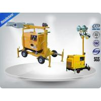 Quality 4kw Mobile Light Tower for sale