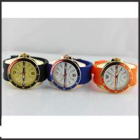 Colorful Ladies Silicone Watch Waterproof Silicone Watches Custom Logo Available Manufactures