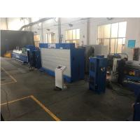 450mm Capstan Copper Wire Making Machine 280KW With Continuous Annealer Manufactures