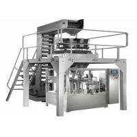 Vertical Automatic Filling And Packing Machine For Washing Powder High Accuracy Manufactures