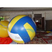 Waterproof Fabric Sports Balloons Outdoor Inflatable Volleyballs Manufactures