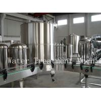Reverse Osmosis / Ultra Violet Rays Water Treatment Equipment for Mineral Water , Pure Water Manufactures