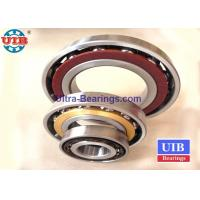 China High Precision 20mm Angular Contact Ball Bearing Steel 7204 AC Single Row on sale
