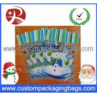 HDPE Die Cut Handle Plastic Bags Manufactures