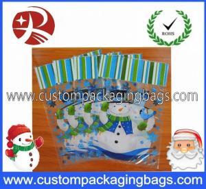 HDPE Die Cut Handle Plastic Bags