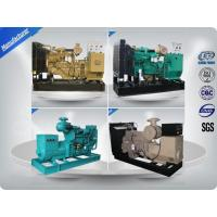 Open Type Three Phase Diesel Generator Set 25 kva Powered By Cummins Engine Manufactures