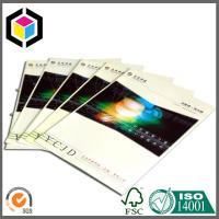 Professional Factory Custom CMYK Full Color Printing Brochure Catalog Flyer Manufactures