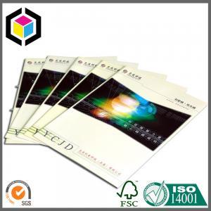 Professional Factory Custom CMYK Full Color Printing Brochure Catalog Flyer Manufactures