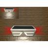 Ultra Bright Solar Powered Outdoor Motion Sensor Led Light Large Area Illuminate Manufactures