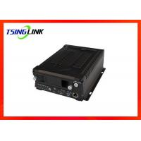 4CH Intelligent Mobile NVR MDVR Recorder For Truck Bus CCTV Surveillance Manufactures