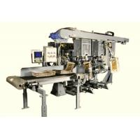 High Weighing Accuracy Full Automatic Valve Bag Packing Machine For Granule / Peanuts / Cement Manufactures