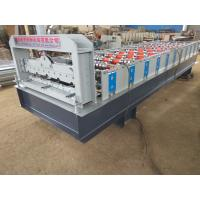 380V Stone Coated Metal Roof Tile Production Line Manufactures