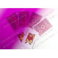 Durable KEM Marked bicycle Deck , KEM Arrow Playing Cards Manufactures