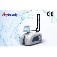 Portable 10600nm Fractional Co2 Laser Skin Resurfacing Machine For Acne Scar Removal, stretch mark removal Manufactures