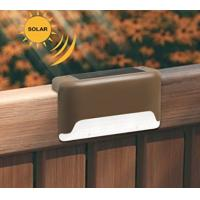 Mini Solar Deck Lights Outdoor Lighting For Your Garden / Yard / Stairs Manufactures