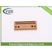 China Precision plastic mold parts manufacturer precision plastic and bakelite inserts wholeser on sale