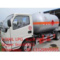 CLW brand best price lpg gas tank transported truck for sale, propane gas tank dispensing truck for sale, lpg gas truck Manufactures