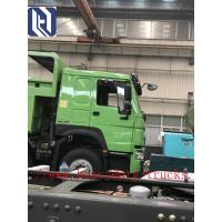 Sinotruk HOWO 266HP 10 Wheels Tipper Dump Truck with RHD T Type Lifting High Loading Capacity Manufactures