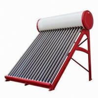Solar water heater for the roof Manufactures