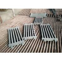 Grizzly Screen Slots Steel Mill Liners For Mine Mills Hardness HB325-375 MT Test Level2 Manufactures