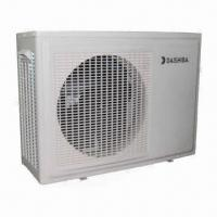 Mini Domestic Hot Water Air Bath Heat Pump with 3kW Heating Capacity Manufactures