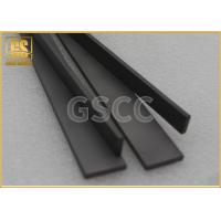 Corrosion Resistance Tungsten Carbide Wear Plates , Stb Carbide Blanks Manufactures