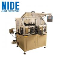 Economic Fast Fully Automatic Armature Winding Machine For Hook Type Armature Manufactures