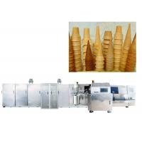Buy cheap High Performance Ice Cream Production Equipment With Stainless Steel Texture , CE Approved from wholesalers