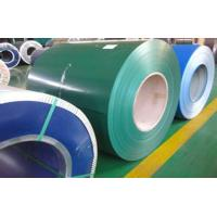 Hot Dipped Prepainted Galvalume Steel Coil for Steel With Good Mechanical Property Manufactures
