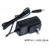 Wall Mount Power Adapter Single Output US EU UK Plug AC DC Adaptor 12v 0.8a 800ma Manufactures